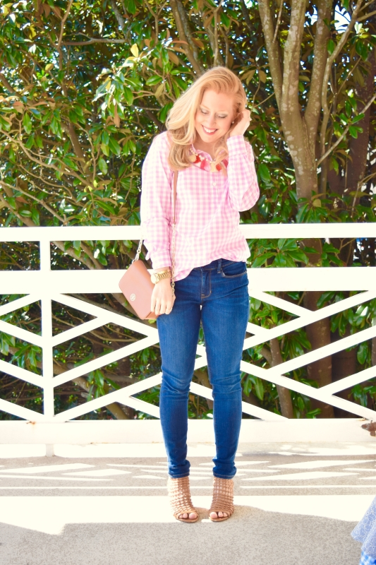 Southern Proper Fashion Blogger Graham Co Heather