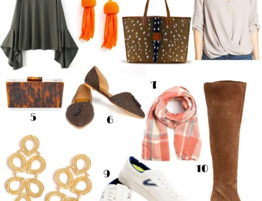 Fall Transitional Must Haves
